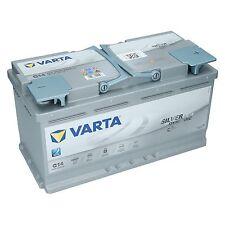 Varta G14 12V 95Ah AGM Autobatterie Starterbatterie Silver Dynamic AGM