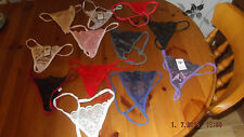 new lace g-string, size small, choice of colours and designs