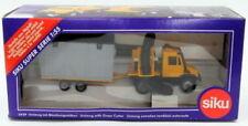 Coches, camiones y furgonetas de automodelismo y aeromodelismo SIKU Unimog de escala 1:55