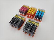 3 sets compatible ink cartridges 364XL(15pcs)Printer:Photosmart Plus/Plus B 209