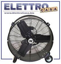 Ventilatore ULTRA - POTENTE da Esterno a Terra con Grande X GIGANTE industriale