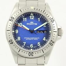 Authentic Fortis 610.22.158.1 Cosmonaut Automatic  #260-001-489-9072