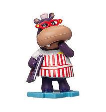 Disney Junior Doc McStuffins Hallie Hippo Figure Figurine Birthday Cake Topper
