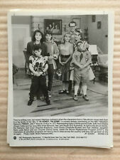 New ListingJulie Benz 1991 tv series . Original vintage press cast photo