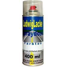 Autolack Spraydose 400ml Profiqualität für Audi Platinum Grau L1RR