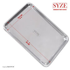 SYZE Professional Orthodontics Scalers Tray Chrome Polished Dentist Lab Tools CE