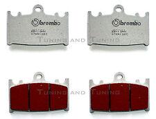 Pasticche Anteriori BREMBO SC RACING Per SUZUKI GSR 600 2007 07  (07KA13SC)