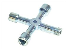 MONUMENT MON2059 2059M Multi Purpose Four Way Key For Metre Cupboards