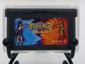 Pokemon Moemon Fire Red Version for Gameboy Advance | Anime Waifus | US Seller