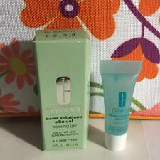 Authentic Clinique Acne Solutions Clinical Clearing Gel Travel Size 0.1oz/3ml