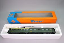ZA1215 Roco Voiture Ho 44214A Wagon lits 1-2 Express SNCF longueur 258 mm
