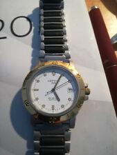 CERTINA DS 303 Sapphire 100 m quartz watch Turtle back Swiss Made