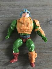 "1981 He-Man Heroic Warrior Man At Arms With A Soft Head MOTU 5.5"" Figure #5041"