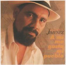Andres Jimenez El Jibaro/ A mi me gusta mi pueblo CD