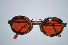 Vintage Giorgio Armani Eyeglasses Frame 50-21-143 Tortoiseshell Used Excellent