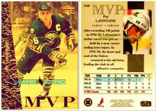 UPPER DECK 1996 PAT LaFONTAINE NHL BUFFALO SABRES MINT RARE * MVP GOLD * #UD40