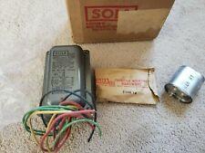 Vintage Nos Sola Constant Voltage Transformer Cat No 7104 Type Cve 3 New In Box