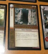 CCG LORD OF THE RINGS RARE CARD CARTE SoG 8.R68 Beyond All Darkness LOTR **