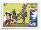 2005 Select Tradition Mark of the Week (MW 8) Luke McPHARLIN Fremantle
