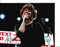 SIX PENCE NONE THE RICHER LEIGH NASH SIGNED COOL HAT 8X10
