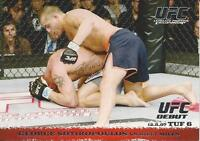George Sotiropoulos Vs. Billy Miles 2009 Topps UFC Round 1 Card # 76 Rookie