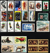 1972 Commemorative Year set (29 Stamps) - MNH
