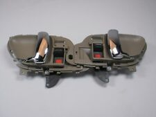 Gray PAIR Door Chrome Handles 1995-1999 SILVERADO SIERRA Chevy GMC c/k 1500 2500