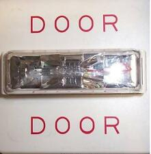 Hard-Wired 24VDC Doorbell Strobe Signaler for Deaf and Hard of Hearing