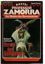 PROFESSOR ZAMORRA Band 323 / HERRIN DER VAMPIRENBURG
