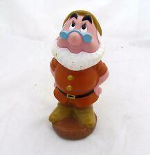 Doc Snow White and the Seven Dwarfs Disney Figure Figurine Dwarf Bath Tub Toy
