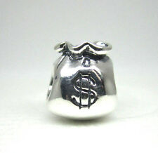 Authentic Pandora #790332 Money Bags Bead