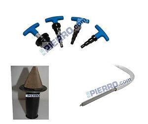 Svasatore calibratore molla curvatubi manuale Multistrato 16 20 26 32 piegatubi