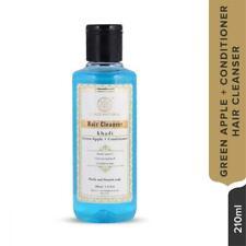 Low Cost Khadi Natural Green Apple Hair Conditioner Cleanser 210 ml Ayurvedic