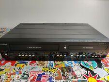 Funai ZV427FX4A DVD Recorder 1080p HDMI 4 Head VHS VCR Combo Tested No Remote