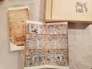 Madrid Codex Graz 1967 (Tro-Cortesianus) Facsimile