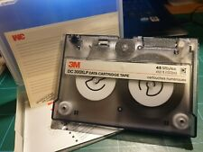 3M DC 300XLP DATA CARTRIDGE TAPE 45MB (X PC VINTAGE IBM DOS) NO COMMODORE c.2