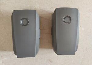 Two DJI Intelligent Flight Battery for DJI Mavic Pro Zoom 2 Grey