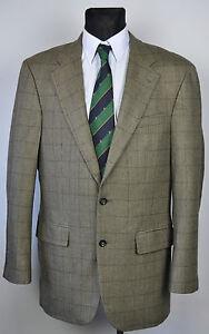 OSCAR DE LA RENTA Blazer 5% CASHMERE&WOOL Tweed UK 40/Gr.50 Sakko Kaschmir Jacke