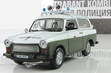 DeAgostini 1:43 Trabant Kombi police GDR 1965 ser Police cars of the world