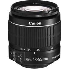 Canon EF-S 18-55mm f/3.5-5.6 IS II SLR Zoom Lens f/Canon Rebel T7i **BRAND NEW**