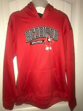 Illinois State University Redbirds Russell Hoodie Sweatshirt Youth XL - NEW!