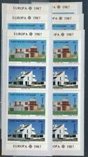 [314908] Turkish Cyprus 1987 6x good complete booklet very fine MNH
