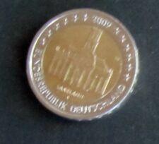 """2 Euro Sonder-Münze """"A"""" Saarland Prägejahr 2009 aus Umlauf"""