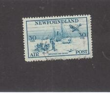 NEWFOUNDLAND # C15 VF-VERY LIGHTLY USED 30cts LABRADOR ISSUE CAT VALUE $45