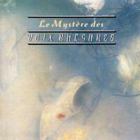 Le Mystere Des Voix Bulgares - Les Mysteres Des Voix Bulgares Neuf CD
