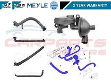 FOR BMW E46 320 330 E39 525 PVC CRANKCASE VENT VALVE BREATHER HOSE KIT MEYLE