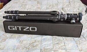 Gitzo GT1542 carbon fibre tripod with Novoflex FLM Centerball 38 F