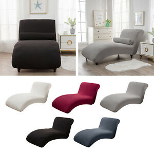 Chaise Lounge Cover Indoor Slipcover for Bedroom Chaise for Furniture Indoor