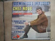 EUROVISION 1967 EP FRANCE DOMINIQUE WALTER