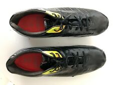 Used Giro Empire SLX Cycling Shoes - Men's (Black/lime 45 EU - 11 US)